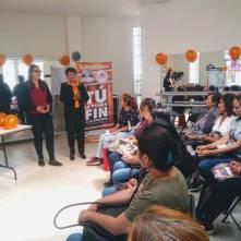 """Conmemora IMM Día Naranja, con la conferencia """"Yo valgo la pena"""" en Campestre Villas del Álamo 2"""