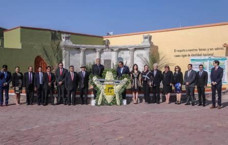 Conmemoran en Mineral de la Reforma 213 aniversario del natalicio de Benito Juárez4