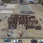Constatan avances de obras en la comunidad de Jagüey de Téllez, municipio de Zempoala