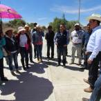 Constatan avances de obras en la comunidad de Jagüey de Téllez, municipio de Zempoala4