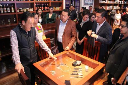 Deja derrama económica de más de 2 mdp Encuentro Nacional de Artesanos Organizado por Cultura Hidalgo2