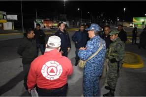 Detienen a 8 personas en operativos realizados en Tizayuca y Tulancingo