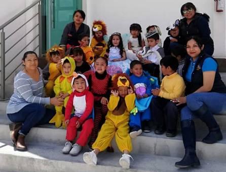 """DIF municipal de Mineral de la Reforma promueve la participación de las familias mineralreformenses con """"El Carnaval de Primavera4"""