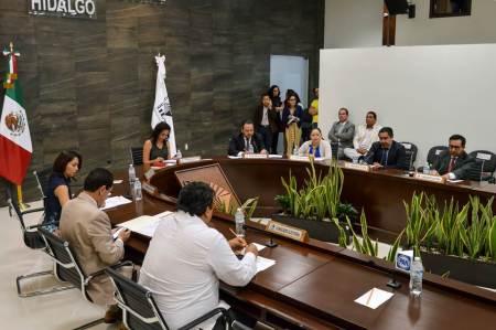 Efectúa Consejo General del IEEH primera sesión ordinaria de marzo