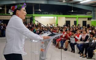 El PRI reafirma su compromiso de trabajo con las mujeres de la Huasteca1