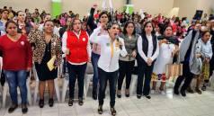 El PRI reafirma su compromiso de trabajo con las mujeres de la Huasteca5