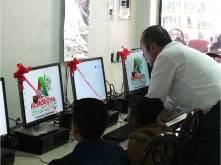 Entrega de computadoras en Almoloya3