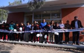 Entrega gobierno municipal aula y techumbre en escuela primaria 2