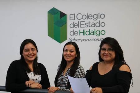 Estudiantes de El Colegio del Estado de Hidalgo realizan estancias académicas en Centro y Sudamérica