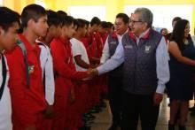 Estudiantes de Telebachillerato Comunitario participan en Encuentro Deportivo y Cultural en Molango2