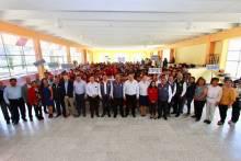 Estudiantes de Telebachillerato Comunitario participan en Encuentro Deportivo y Cultural en Molango5