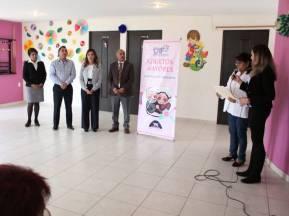 Festeja DIF municipal Tercer Aniversario del Club del Adulto Mayor de El Chacón 2