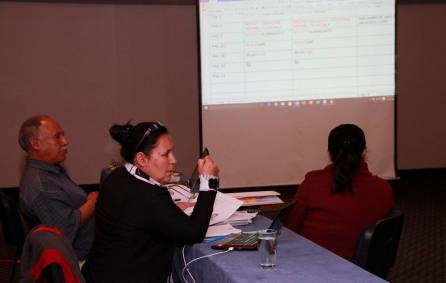 Hidalgo fue sede de reunión para el análisis y diseño de libros de texto de Educación Indígena4