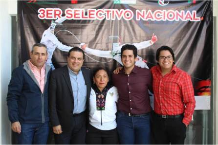 Hidalgo será sede en el Tercer Selectivo Nacional de Esgrima2