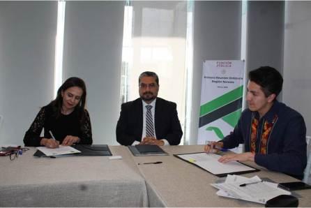 Hidalgo y Coahuila firman acuerdo para el uso de tecnologías de transparencia y rendición de cuentas2