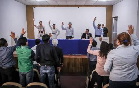 Homologa ayuntamiento de Mineral de la Reforma reglamento de la Comisión de Honor y Justicia 3