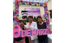 IMM y DIF de Mineral de la Reforma, conmemoran el Día Internacional de la Mujer4