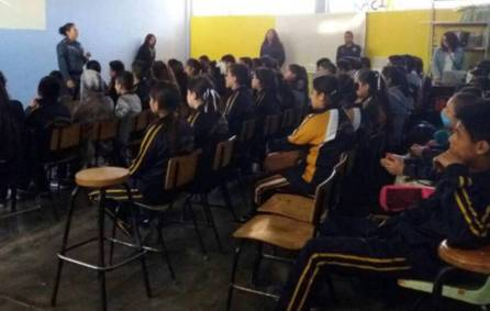 Implementan campaña de concientización del cuidado del agua en Santiago Tulantepec1