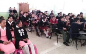 Implementan campaña de concientización del cuidado del agua en Santiago Tulantepec4
