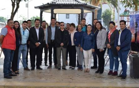 """Inauguran exposición fotográfica itinerante """"La Cara del Agua"""" en Santiago Tulantepec2"""