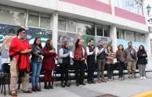 """Inauguran mural """"Visibilizar el trabajo de las mujeres""""2"""