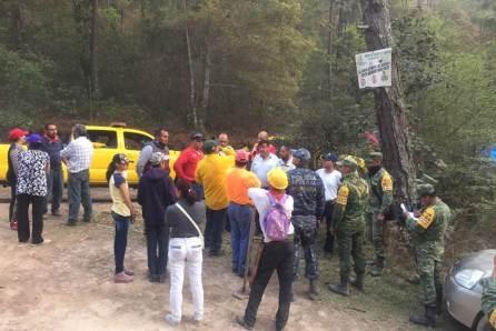 Incendio consume más de 90 hectáreas en San Agustín Metzquititlán2