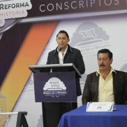 Insta Mineral de la Reforma a jóvenes para tramitar Cartilla Militar 2