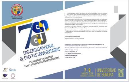 Invita UAEH a VII Encuentro Nacional de Gacetas Universitarias2