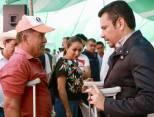 Israel Félix sigue recorriendo regiones de Hidalgo 4
