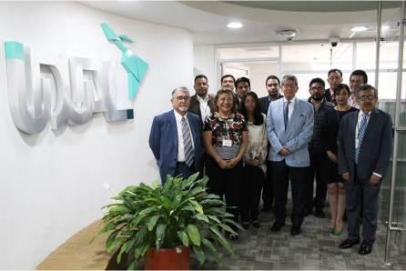 ITESA entrega Sistema Digital para la Gestión de los procesos de Evaluación de Educación Superior En América Latina y el Caribe de la UDUAL