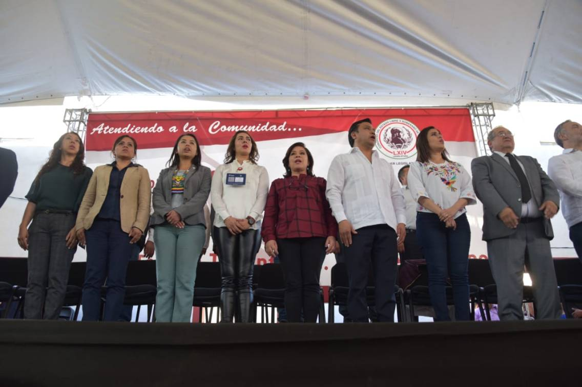 La diputada Tatiana Ángeles presenta primer informe de labores legislativas4