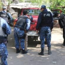 Mediante operativo, recupera Policía Estatal 8 vehículos en región Huichapan1