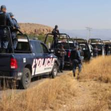 Mediante operativo, recupera Policía Estatal 8 vehículos en región Huichapan2