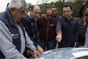 Meneses Arrieta realiza gira de trabajo por la Huasteca hidalguense