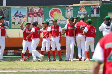 Obtiene Hidalgo boleto a la Olimpiada Nacional en Béisbol2