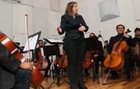 Orquesta de cuerdas del IA festeja 150 años de UAEH 4
