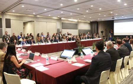 Participa STPSH en reunión de titulares de secretarías del trabajo 2