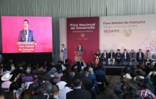 Participación activa de Hidalgo en la conformación y democratización del Plan Nacional de Desarrollo5