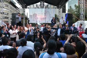 Pasa Hidalgo estafeta de Encuentros de Ciencias, Artes y Humanidades a Cuajimalpa de Morelos