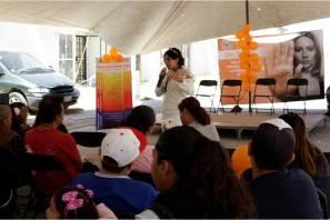 Ponen en marcha en Tizayuca Jornada Naranja para erradicar la violencia de género