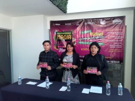 """Por primera vez, Eco Parque Marques presenta su primer Muestra Gastronómica """"Magia y Sabor"""""""