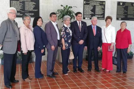 Presenta Julio Valera iniciativa para garantizar los derechos y vida libre de violencia de personas adultas mayores