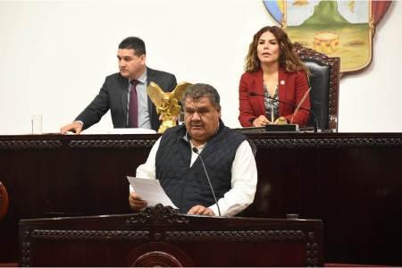 Presenta LXIV Legislatura iniciativas a favor de procuración de derechos humanos, en sesión ordinaria 39