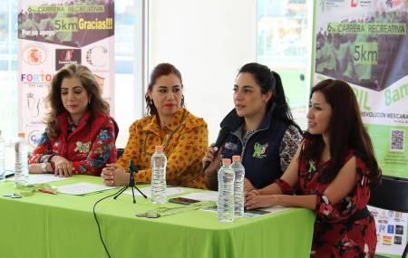 """Presentan sexta edición de la carrera """"Craniosinostosis México""""2"""