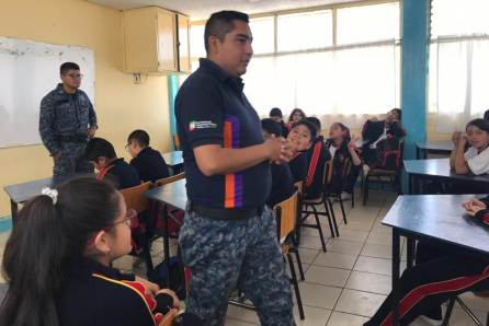 Realiza SEPH Jornada Integral de Salud en Secundaria No. 1 de Pachuca4