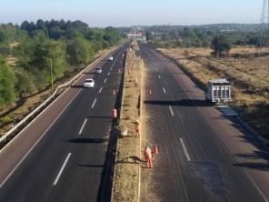 Realiza SOPOT trabajos de limpieza en carretera federal Pachuca1