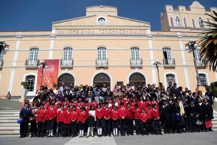 Realiza UAEH Encuentro Científico para niños con aptitudes sobresalientes