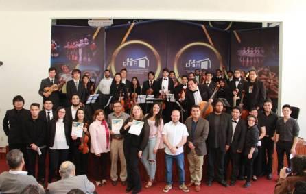 Realizan Concierto de la Camareta en el CEMART1