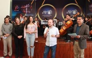 Realizan Concierto de la Camareta en el CEMART3
