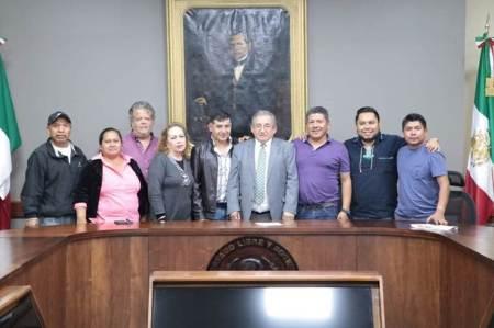 Recibe Congreso a hidalguenses migrantes; proponen crear figura de diputado migrante